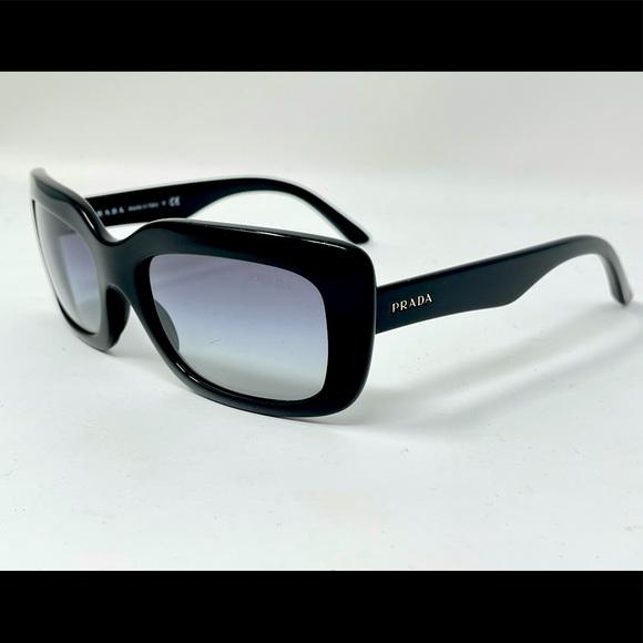 Prada Black sunglasses SPR 23M  1AB 3M1 Size 56mm